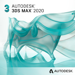 3ds max 2020 badge 256px