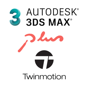 3ds twinmotion 300