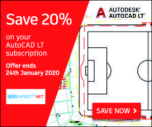 AutoCAD LT Promo Flash 300