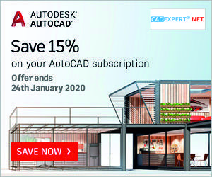 AutoCAD Promo Flash 300
