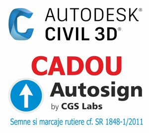 Civil 3D Autosign 300 267