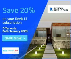 Revit LT Suite Promo Flash 300