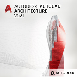 autocad architecture 2021 badge 256px