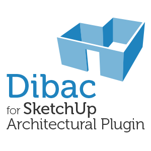 product dibac for sketchup